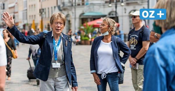 Mit Abstand die wichtigsten Informationen: So laufen Führungen durch Rostock in Corona-Zeiten