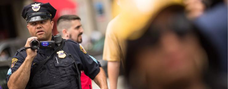 Slut med ansigtsgenkendelse til politi