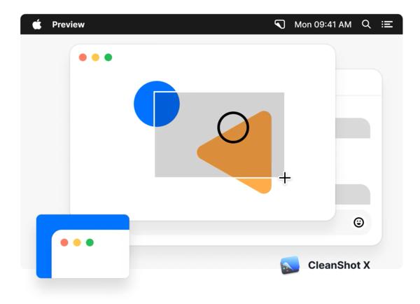 Cleanshot X — Powerful screen capture utility