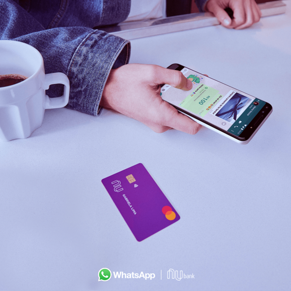 🇧🇷 WhatsApp launches in-app payments service for Nubank users in Brazil