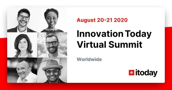 Innovation happens where business, design, and tech meet.