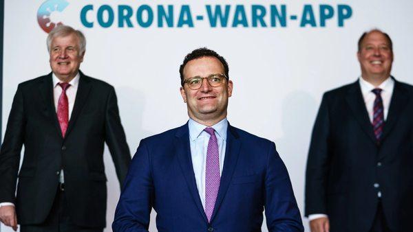 Beste Corona-App weltweit: Minister feiern Entwicklung deutscher Warn-App