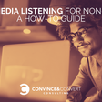 Social Media Listening for Non-Profits: A How-To Guide : Content Marketing Consulting and Social Media Strategy