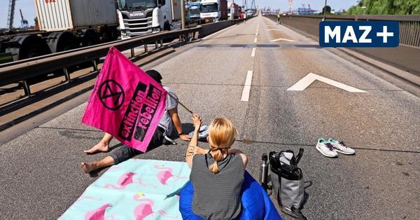 Bus-Korso, Fahrrad-Demo, Avus gesperrt: Horror-Mittwoch für Pendler
