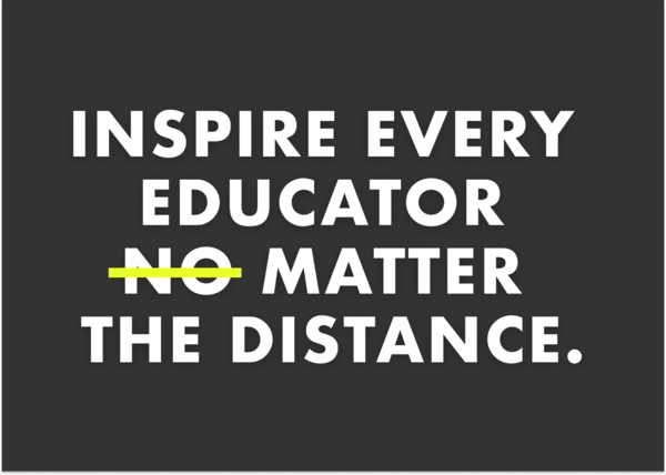 Educate No Matter The Distance - Teach.Learn.Home