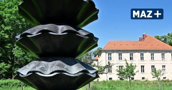 Skulpturen von Ai Weiwei im Schlossgut Schwante
