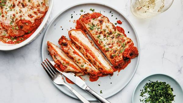 Best Chicken Parm