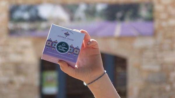 Des savons bio à La Savonnerie des Flandres - Cyril Fioen maakt biozeep in Boeschepe