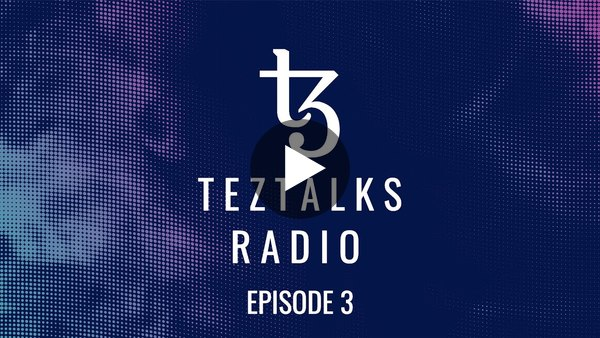 TezTalks Radio #3 - BTG Pactual Issues STOs, Magic SDK Integration, and more!