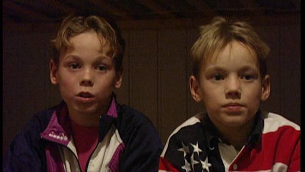 Jeffrey (l) en Wesley (r) Sneijder / NOS