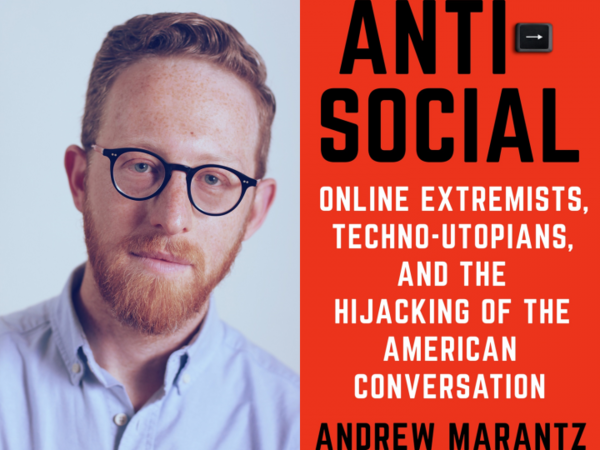 """This month at Article Club, we're discussing Andrew Marantz's """"The Mountain,"""" which explores how and why a young white woman joined the alt-right. For more information, visit articleclub.org."""