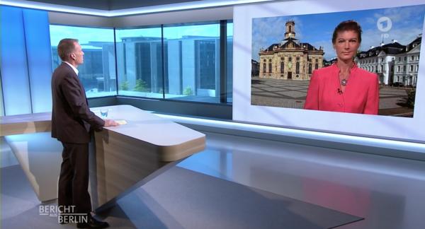 Video: Bericht aus Berlin | tagesschau.de