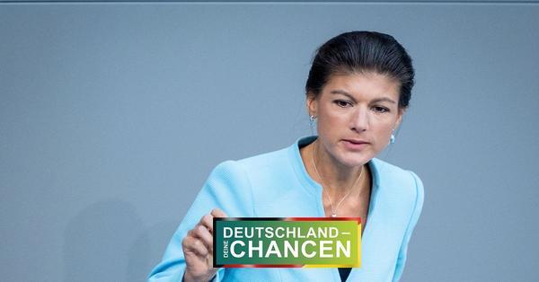 Sahra Wagenknecht: Warum der Staat immer wieder die Falschen rettet - FOCUS Online