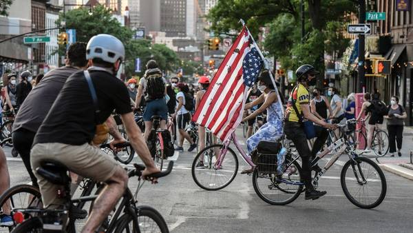 The Bicycle as a Vehicle of Protest