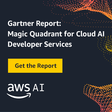 Assess cloud AI/ML service providers as the market continues to evolve with this free Gartner's report