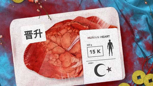 Comment la Chine vend les « organes halal » de ses prisonniers Ouïghours aux riches