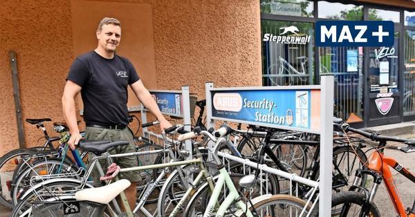 Corona sorgt für Fahrradboom: Geschäfte der Havelstadt werden überrannt
