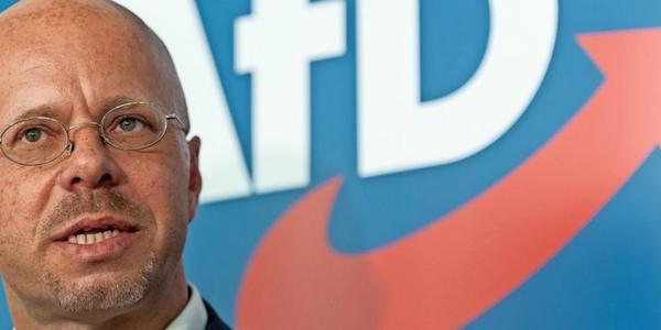 Gericht: AfD-Rauswurf von Kalbitz unzulässig