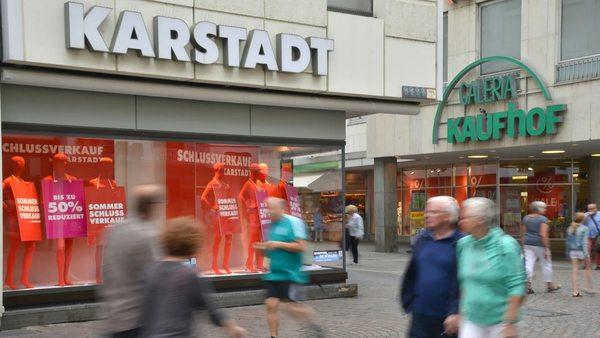 Galeria Karstadt Kaufhof: Warenhäuser müssen schließen – Diese Filialen sind betroffen