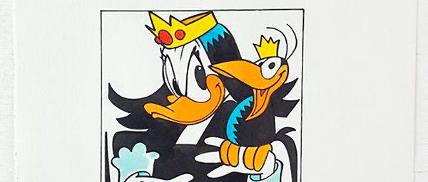 Giorgio Cavazzano - Original Comic Art