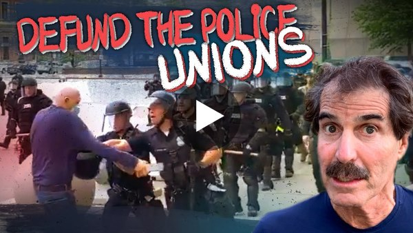 Defund the Police Unions