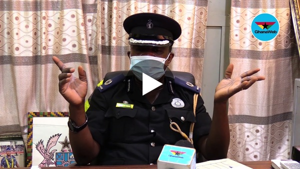I am amused by the audacity – Nima Commander on break in at police station