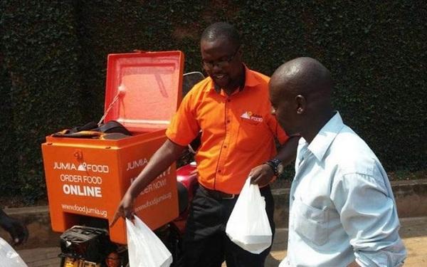 In Nigeria, Jumia Food's order volume is growing by 30% MoM