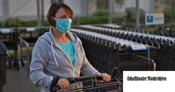 Maskenpflicht ignoriert: Deutsche schimpfen über Schweizer Einkaufstouristen