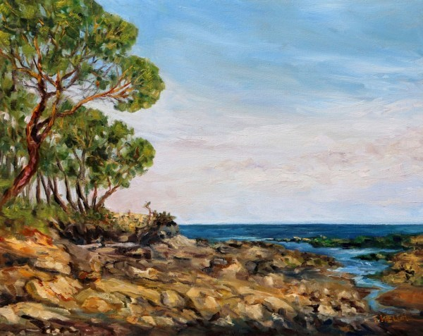 Summer Low Tide Morning by Terrill Welch | Artwork Archive