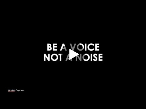 Voice Global 2020 - Maaike Coppens : Putting the You in Voice UX