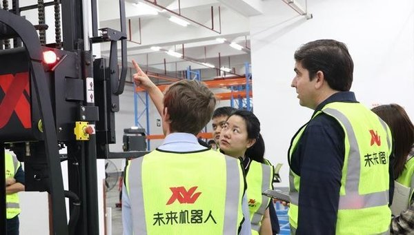 VisionNav Robotics embraces RMB100.00 million in B1 Round financing