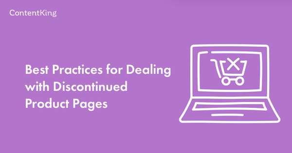 How to Handle Discontinued Products: SEO Tips and Strategies