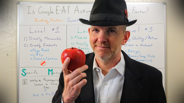 Is Google E-A-T Actually a Ranking Factor? - Whiteboard Friday - Moz