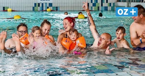 Schwimmen mit strengen Regeln: Wonnemar in Wismar ist wieder geöffnet