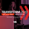 VB Transform 2020 | Accelerating your business with AI July 15 -17, 2020