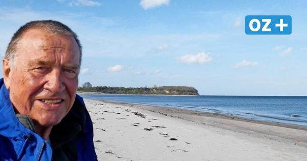 Mit 74 auf Rügen-Krimis umgestiegen: Udo Schmidt veröffentlicht zweiten Teil