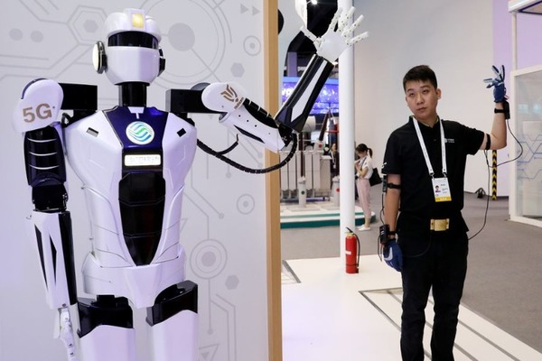 China's AI software and application market hit $2.89b in 2019