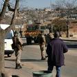 Mbalula rushed away from Tshwane visit | eNCA
