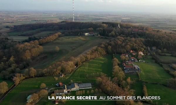 La France secrète : à la découverte des Monts des Flandres - Frans-Vlaamse heuvels in de kijker op nationale zender