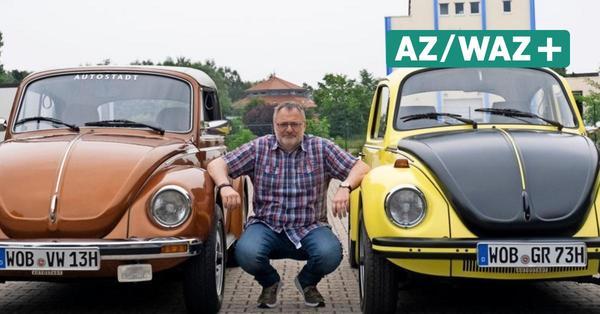 Meilensteine - Sein erstes Mal: WAZ-Redakteur fährt gleich zwei Volkswagen Käfer