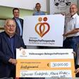 VW-Mitarbeiter spenden 30000 Euro an Gifhorner Kinderfonds