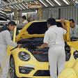 Nach Corona-Lockdown: Produktion in allen VW-Werken läuft wieder