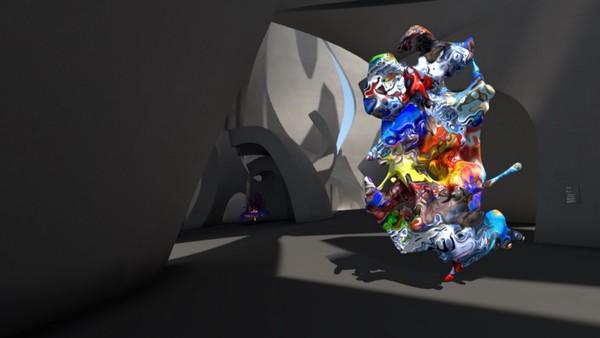 Distributing Immersive Stories at Virtual Festivals