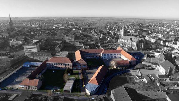 Les plans du site Vroonhof à Poperinge se concrétisent  - Plannen Vroonhofsite Poperinge worden concreet