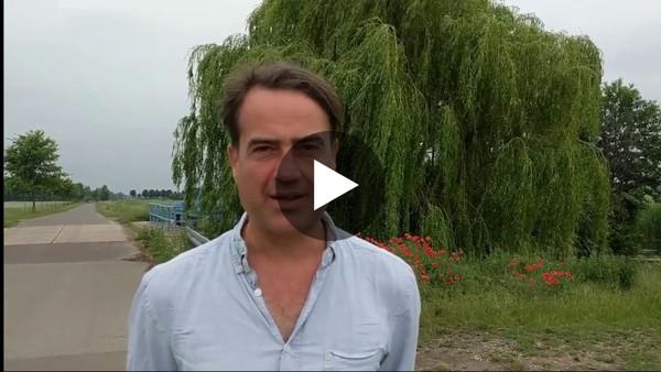 Im Video stellt Lars Sittig die Radtour durch die Prignitz vor.