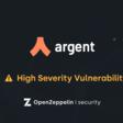 Vulnerabilidad en Argent