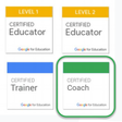 ¡Nueva Certificación! Certified Coach Program | Google for Education
