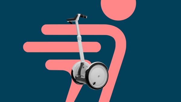 Segway, the most hyped invention since the Macintosh, ends production