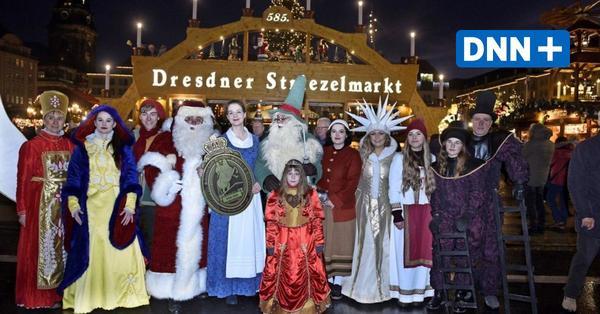 Öffnet der Dresdner Striezelmarkt schon vor dem Totensonntag?