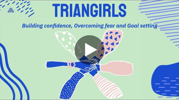 Building confidence, overcoming fear and goal setting